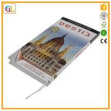 Impresión modificada para requisitos particulares del compartimiento del folleto del libro de cubierta suave