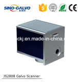 Graveur professionnel de laser de Galvo du fournisseur Js2808 pour le bijou