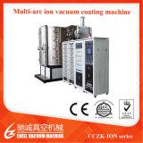 Sistema de capa catódico de la máquina de la máquina de pintar del arco PVD del gran escala/de la evaporación del arco del vacío