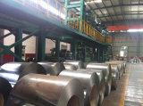 Sgch, SGCC, densidad de JIS 3302 de bobinas de acero galvanizadas