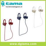 音楽イヤホーンの無線Bluetoothのスポーツのステレオの耳のBluetoothのヘッドホーンCSR-V4.1