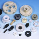 Molde/molde/moldeado plásticos modificados para requisitos particulares del engranaje de la inyección de la alta precisión