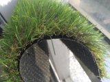 4 herbe artificielle de qualité des couleurs 30mm, herbe d'horizontal