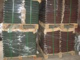 Piano mattonelle di tetto rivestite delle mattonelle di tetto della lega per caratteri/del metallo pietra variopinta