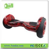 10 equilibrio de equilibrio Hoverboard de la vespa de la vespa 2 de la pulgada de la rueda del uno mismo eléctrico de la vespa