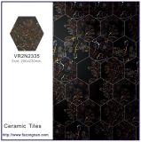 Azulejos rústicos del hexágono material de la decoración para el material de construcción (VR2N2303, 200X230m m)