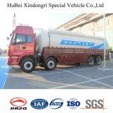 camion di autocisterna del cemento del pozzo di petrolio dell'euro 4 di 19cbm Foton Auman con Cummins Engine