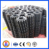 Aufbau-Hebevorrichtung-Ersatzteile, Stahlzahnstange des gang-G60