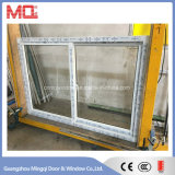Indicador do PVC de Slidng do vidro Tempered com rede