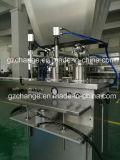 Llenador del detergente líquido de Semiauto
