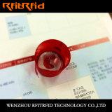 Escritura de la etiqueta de la etiqueta engomada de la detección RFID del pisón de NFC/Hf