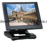 "10 "" de Monitor van de 1024x600LCD Aanraking HD met HDMI, YPbPr, VGA, DVI"