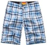 I pantaloni di riciclaggio stampati modo della spiaggia degli uomini mettono (Log-09I)