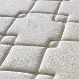 高い等級のTencelファブリックカバー(FB701)が付いている非接着剤の綿のスプリング入りマットレス