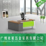 사무용 가구를 위한 현대 매니저 책상 스테인리스 프레임