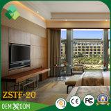 Moderne die Slaapkamer voor het Meubilair van het Hotel in Stof (zstf-20) wordt geplaatst