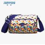 新しい方法余暇の防水ナイロン女性のハンドバッグ