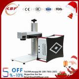 Gravador de laser de fibra portátil e máquina de marcação a laser