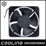 20060 exaustor industrial da chaminé do ventilador de refrigeração do volume de ar do exaustor 200mm do siroco da C.A. 220V grande