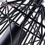 Металл черноты конструкции Simpel выдалбливает вне привесной светильник