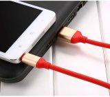 Cable rápido colorido del USB