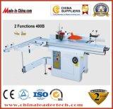 2 funciones combinaron la máquina de la carpintería