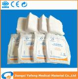 Soem-Baumwollkompresse-sterile Gaze-Auflage 100%