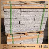 Pavers серого цвета золы блока камня плиток камня Cobble фабрики Китая разделили законченный камень вымощая кирпичи