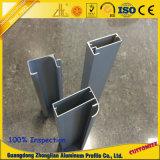 Perfil de aluminio del perfil de la cabina del perfil de los muebles de China Manufactur para el adornamiento del edificio