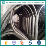 Molde del cilindro del acero inoxidable de la pieza de la máquina de papel