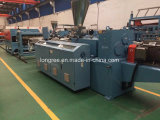 Plástico PVC Composite Roofing Sheet Extrusion Line / PVC Wave Tile Machine