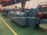 De plastic Machine van de Tegel van de Golf van de Uitdrijving Line/PVC van het Blad van het Dakwerk van pvc Samengestelde