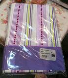 Edredón adulto y fundas de almohada caseros de la materia textil de los conjuntos polivinílicos del lecho hechos en China