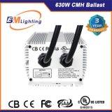 630W CMH 저주파는 보장 3 년을%s 가진 디지털 가벼운 밸러스트를 증가한다