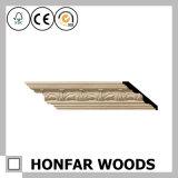 建築材料の発動を促された木製の王冠の鋳造物