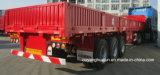 13 medidores de Semitrailer Flatbed com parede lateral