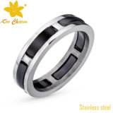 Streptokok-047 de hete Verkoop nam de Gouden Ring van het Roestvrij staal toe