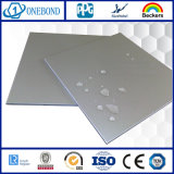 Painel de revestimento composto de alumínio