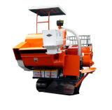 小型トウモロコシのコンバイン収穫機機械