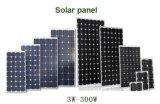 Une cellule de pente, Efficieny élevé, panneau solaire mono du module 100W de picovolte