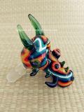 fêmea colorida da bacia do dragão 14mm e 18mm