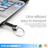 Heißer Metall-USB-Stock Pendrive USB2.0 USB-grelles Feder-Laufwerk