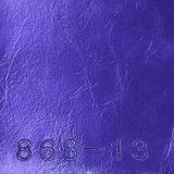 Cuoio Anti-Tearable impermeabile del tessuto della mobilia del sofà del PVC (868#)