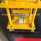 Machine en acier de porte d'obturateur de rouleau de garage d'aluminium et en métal de couleur