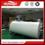 17inch antil-Curl 45GSM Fast Dry Sublimation Transfer Paper High Speed Printing voor Mej.-Jp7