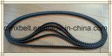 Industrieller Gummizahnriemen von Ningbo-Fabrik 514 530 564 570 580 XL