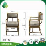 Französischer Art-Aufenthaltsraum-Stuhl für Badezimmer in der Buche (ZSC-42)