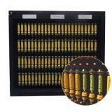 96 ranuras de batería de carga de la batería Inteligente AA AAA 18650 recargable Li-ion Cargador de baterías