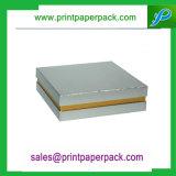 Rectángulo de joyería rígido modificado para requisitos particulares del rectángulo del vino de los rectángulos de regalo de la cartulina del papel de embalaje de la impresión