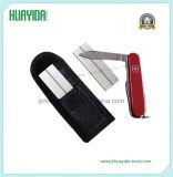 Diamante de Huayidatools Hyd3004 que Sharpening a pedra Pocket, X 1-Inch 3-Inch x 1-4-Inch
